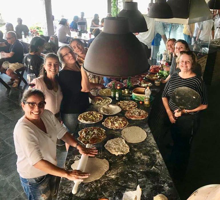 Pizza comemoração Ouro Marco Grael - Pan-Americano 2019 (19)