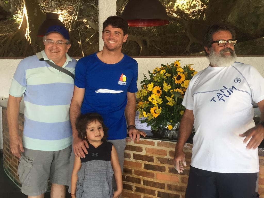 Pizza comemoração Ouro Marco Grael - Pan-Americano 2019 (5)